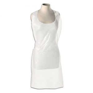 medical supplies-Disposable white apron