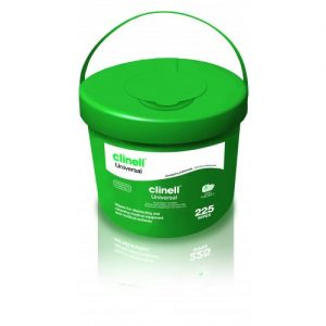 medical supplies-Clinell universal wipes 225